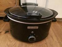 Slow cooker- crockpot