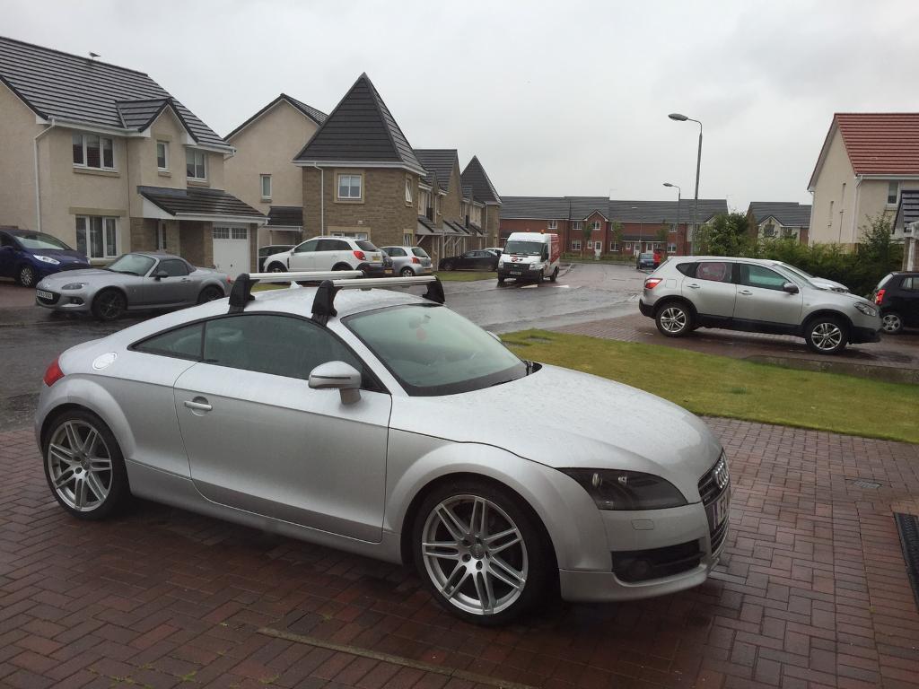Audi Tt Roof Rack In Dumbarton West Dunbartonshire