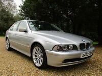 BMW 520i SE Auto. FSH.