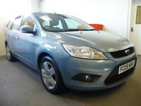 FORD FOCUS 1.8 STYLE TDCI 5d 115 BHP (blue) 2009