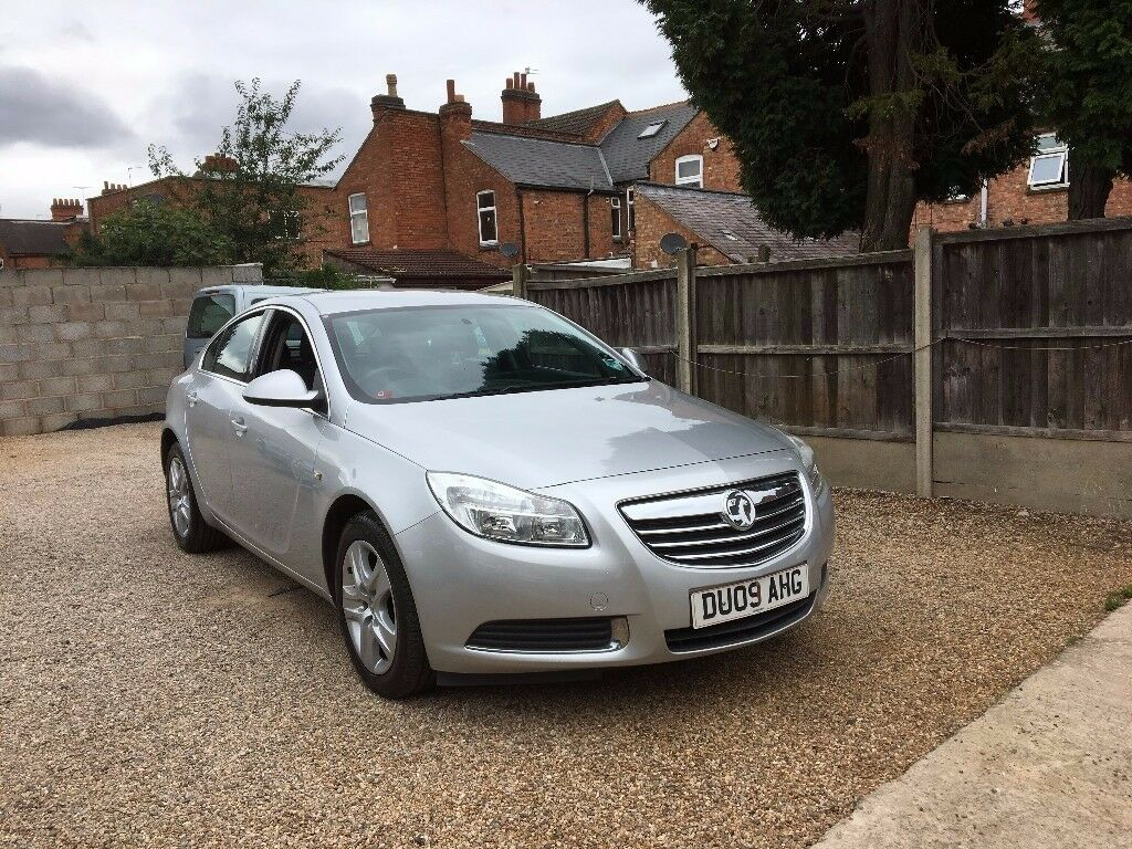 VAUXHALL INSIGNIA 2.0 CDTI EXCLUSIV, FULL SERVICE HISTORY+SERVICED+2KEYS, DRIVES VERY WELL