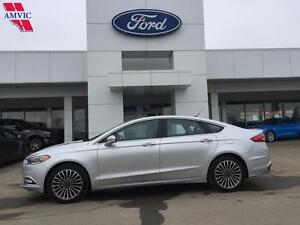 2017 Ford Fusion Titanium AWD only 15,500km!