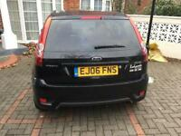 FORD FIESTA GHIA 1.6 5dr AUTOMATIC, 1 PREVIOUS OWNER