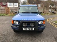 2001 Land Rover Discovery 2 2.5 TD5 GS 5dr (7 Seats) Automatic @07445775115