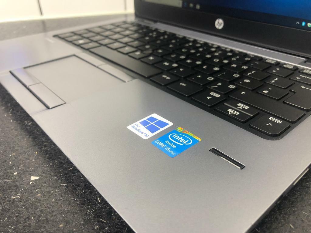 "HP Intel i5 Quad Core Windows 10 Laptop Ultrabook 4Gb 500Gb HDD RAM 13""  Office 2019 | in Basildon, Essex | Gumtree"