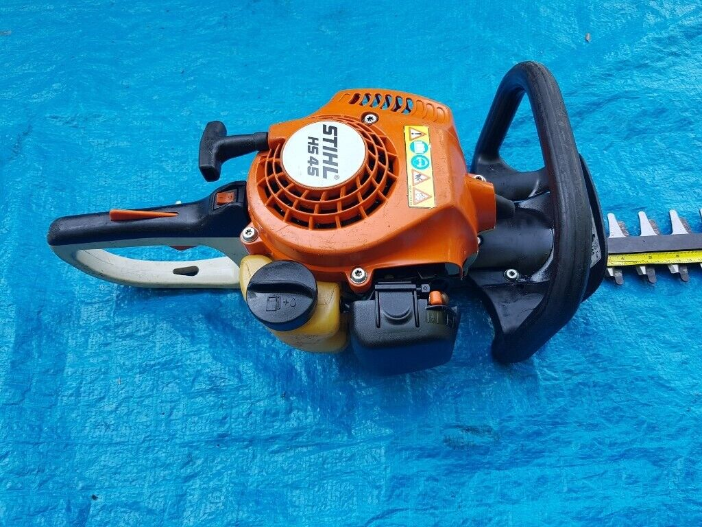 Stihl hs45 hedge trimmer , new blade, very Good condition | in Reading,  Berkshire | Gumtree