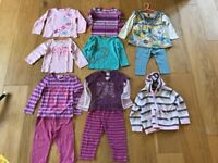 Little girls clothes. 12-18months.