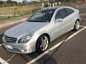 MERCEDES CLC SPORT ONE PREVIOUS OWNER FULL MERCEDES SERVICE HISTORY