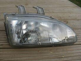 Honda Civic O/S headlight
