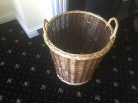 2 Log Baskets