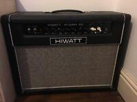 Hiwatt Hi Gain 2 x12 50 Watt Combo