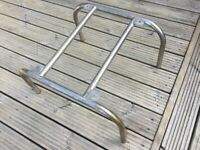 Stainless Steel Liferaft Cradle - Size 50 x 42cm