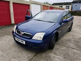 Vauxhall vectra 2.0T