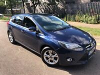 2013 FORD FOCUS AUTOMATIC 1.6l 30,000 GENUINE MILES LOOKS AND DRIVES GREAT WITH FULL SERVICE HISTORY