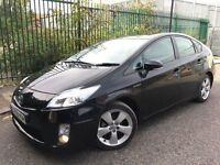 TOYOTA PRIUS T SPIRIT 1.8 VVTI = HYBRID ELECTRIC = AUTOMATIC = PCO UBER = £6950 ONLY =