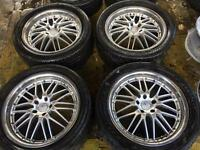 "20"" RS ALLOY WHEELS RANGE ROVER SPORTS HSE VOGUE SET OF 4 ALLOY WHEELS"