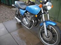 Z650 1978. Rebuilt 2017. Runs sweet. Many new Parts. MOT'd. Ready to ride.LOOK