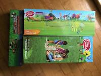 Outdoor games set **price negotiable**