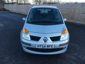 2005 RENAULT MODUS 1.5 DCI DIESEL FULL HISTORY YEAR MOT DRIVES MINT BARGAIN NOT CORSA