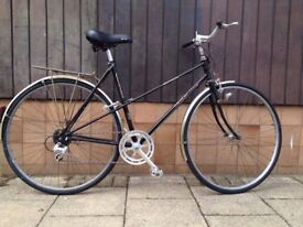 FOR SALE: 1980's Raleigh Richmond Ladies Vintage town bike £80.00