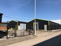 Fully refurbished light industrial unit