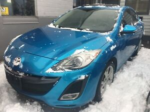 2010 Mazda MAZDA3 GT | 6 Speed Manual | Alloy | Moonroof