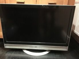 40/42 inch LCD HD TV, JVC, phenomenal condition