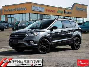 2017 Ford Escape SE~one Owner~Bluetooth~Backup Camera~