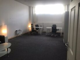 Office to rent in Manchester 5 minutes from Victoria. Large office space to let