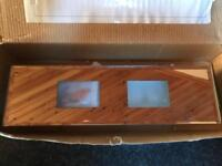 Mirror lights by aurora brand new in the box set of 2