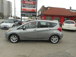 2014 Nissan Versa Note SL LOADED