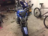 Lexmoto ZSA 125cc