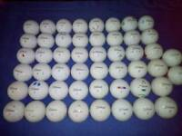 50 x TITLEIST PRO V1/V1X GOLF BALLS( FOR PRACTICE RANGE)