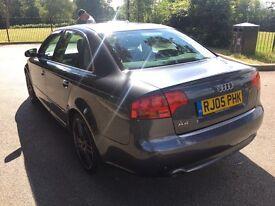 Audi A4 S LINE sports TDI low mileage!