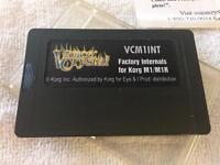 Voice crystal factory card for Korg M1 / M1R