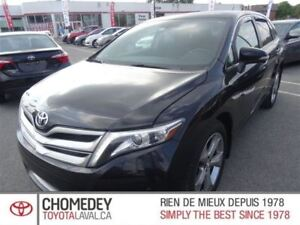 2015 Toyota Venza V6 LIMITED CUIR TOIT