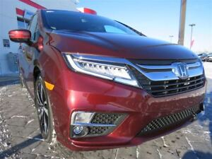 2018 Honda Odyssey Touring *No Accidents, One Owner, Local*