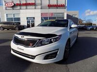 2014 Kia Optima SX Turbo Aut Cuir NAVI