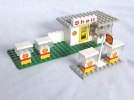 LEGO 690 – Vintage Shell Station