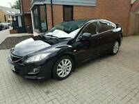 Mazda 6 TS2 DIESEL 6 TS2 black Mot & FSH 2 PREVIOUS OWNERS