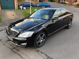 Mercedes s class diesel full service history low mileage