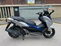 HONDA NSS FORZA 125cc SILVER 67 PLATE ABS LOW MILEAGE HPI CLEAR!!