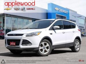2014 Ford Escape SE ONE OWNER, 4X4, NAVIGATION, HEATED SEATS,...