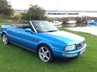 Audi 80 cabriolet convertible. Swap 2cv, Porsche 944, Mk1 golf, Mk1 caddy, beetle