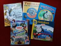 CHILDRENS 1ST TRAIN BOOKS (THOMAS THE TANK ENGINE) SELECTION I, 5 BOOKS ALL VGC LIKE NEW