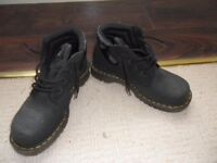 DOC MARTIN SIZE 8 UK INDUSTRIAL BOOTS