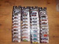 Die cast car collection Hot wheels hall of fame vw porsche ferrari job lot x 35