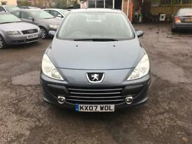 Peugeot 307 1.6 16v S 5dr BEAUTIFUL CONDITION.