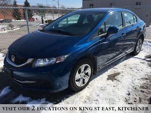 2013 Honda Civic LX | NO ACCIDENTS | HEATED SEATS