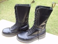Dr Martens boots 14 ups UK 8 doc's Brand New Unworn NEVER USED.